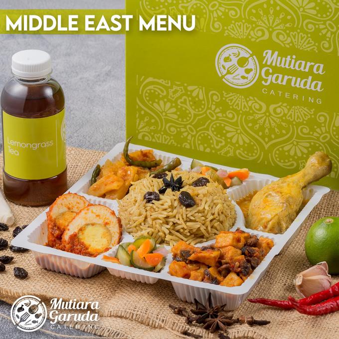Rice Box MGC / Lunch Box MGC by Mutiara Garuda Catering - 003