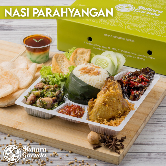 Rice Box MGC / Lunch Box MGC by Mutiara Garuda Catering - 010
