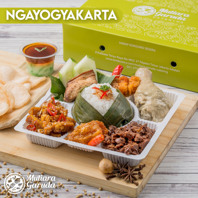 Rice Box MGC / Lunch Box MGC by Mutiara Garuda Catering - 011