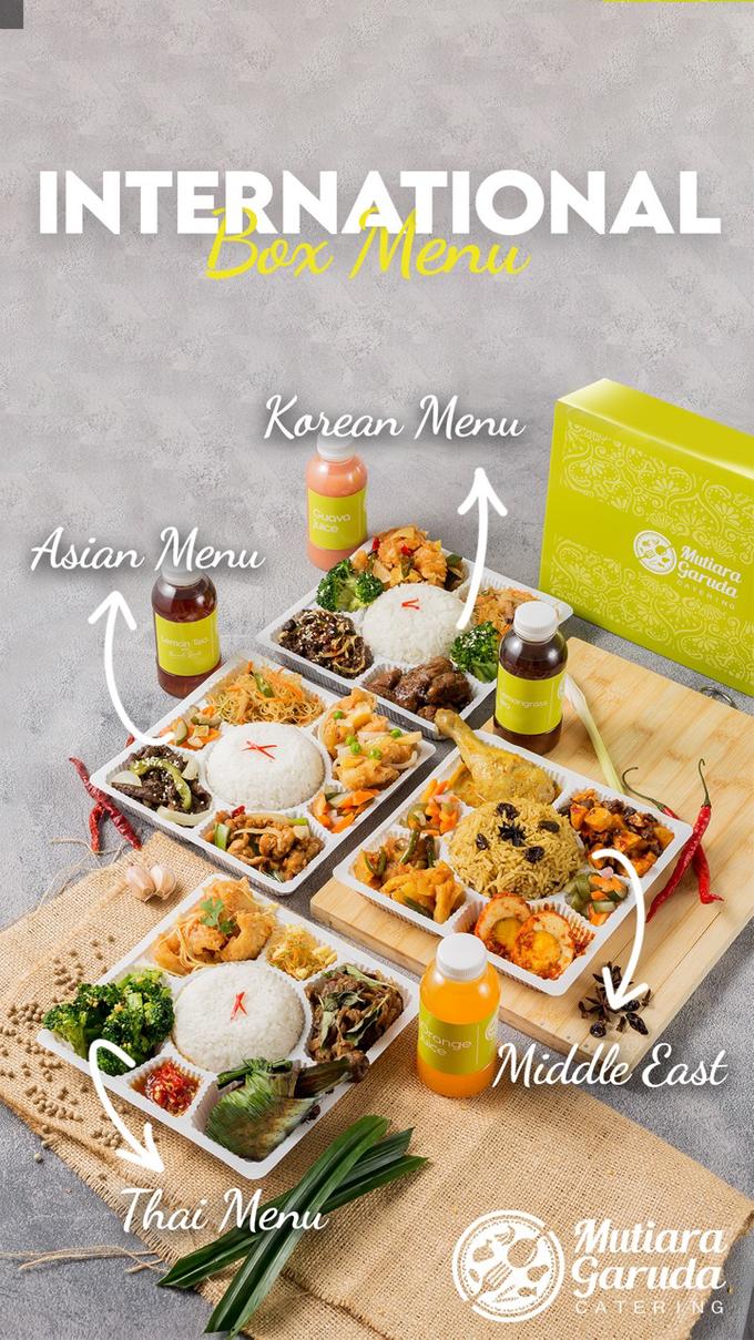 Rice Box MGC / Lunch Box MGC by Mutiara Garuda Catering - 013