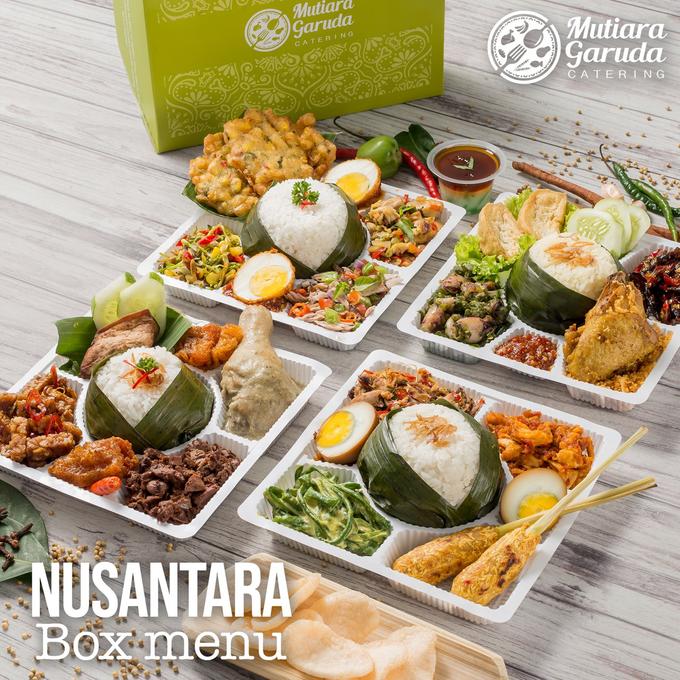 Rice Box MGC / Lunch Box MGC by Mutiara Garuda Catering - 018