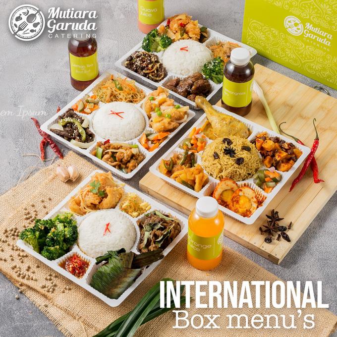 Rice Box MGC / Lunch Box MGC by Mutiara Garuda Catering - 017