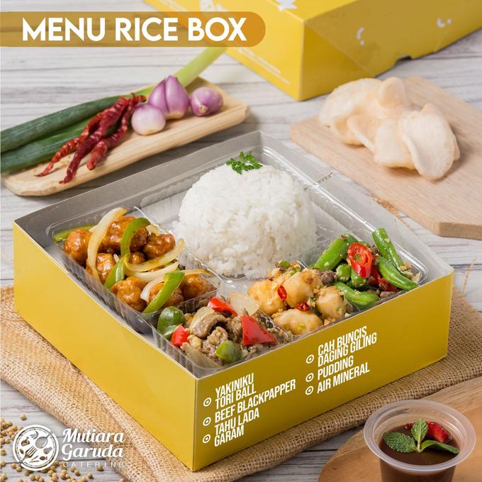 Rice Box MGC / Lunch Box MGC by Mutiara Garuda Catering - 019
