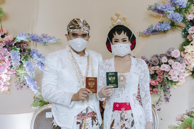 New Normal Wedding by Mutiara Garuda Catering - 005