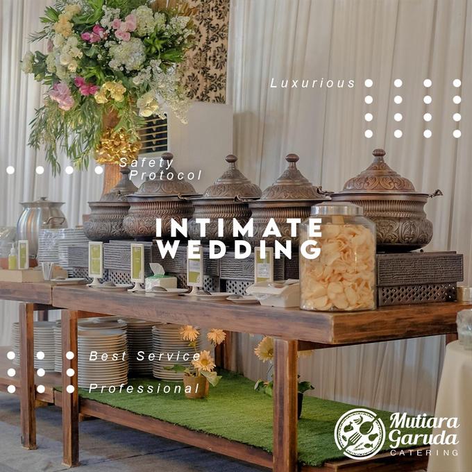 New Normal Wedding by Mutiara Garuda Catering - 006