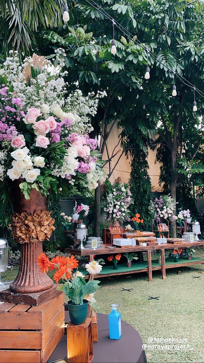 New Normal Wedding by Mutiara Garuda Catering - 007