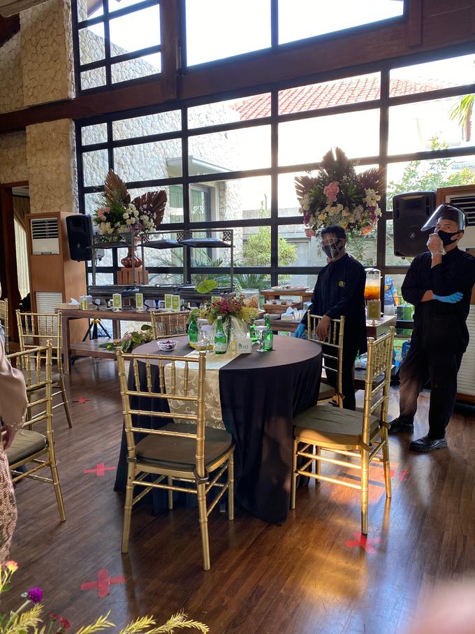 New Normal Wedding by Mutiara Garuda Catering - 010