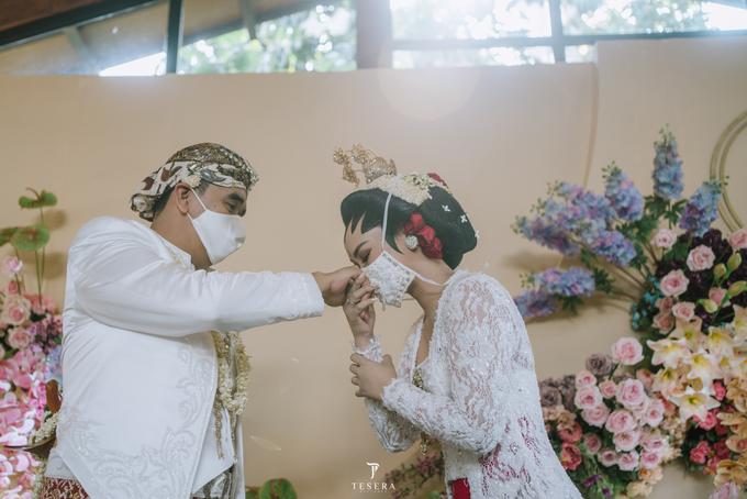 New Normal Wedding by Mutiara Garuda Catering - 012