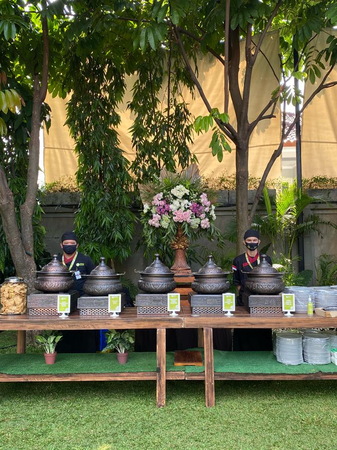 New Normal Wedding by Mutiara Garuda Catering - 016