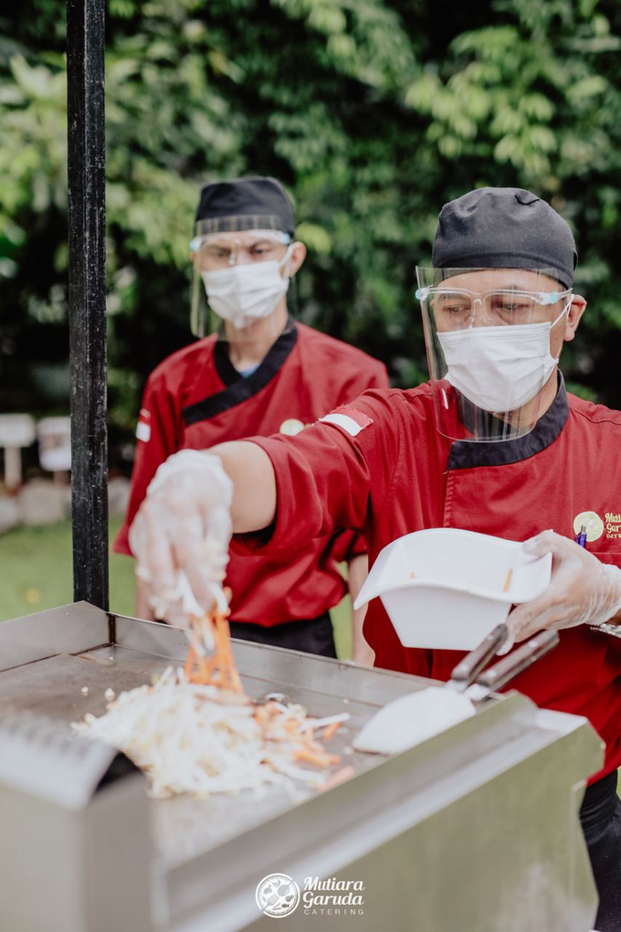 Live Cooking Specialist  by Mutiara Garuda Catering - 005