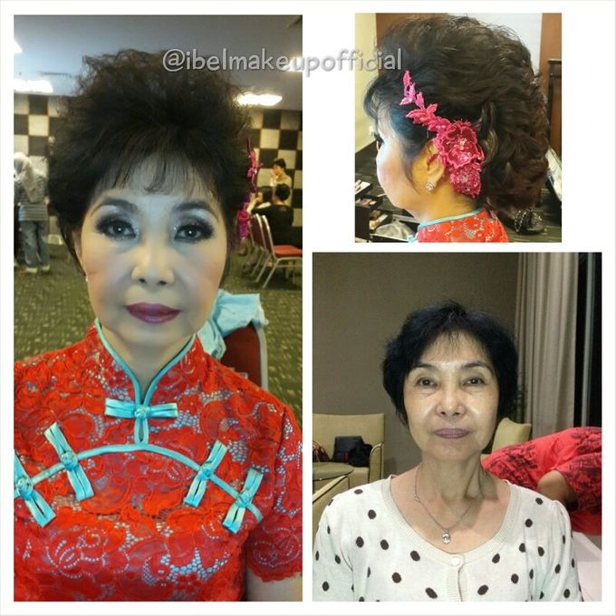 Mom's Make Up & Hair Do by IBELmakeuppro - 007