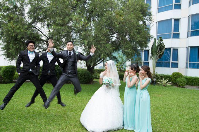 Wedding Robert & Vega by Red Hat Organizer - 029