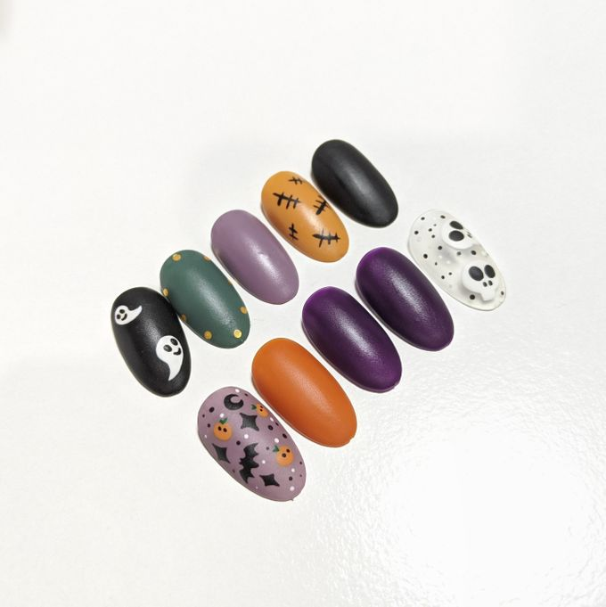 OTHER WORKS by PONINONI NAILS - 029
