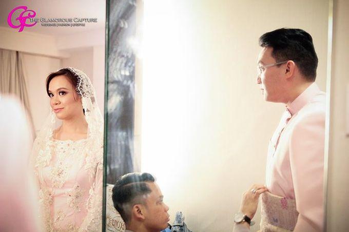 Wedding Reception of Rina & Faizal by The Glamorous Capture - 003
