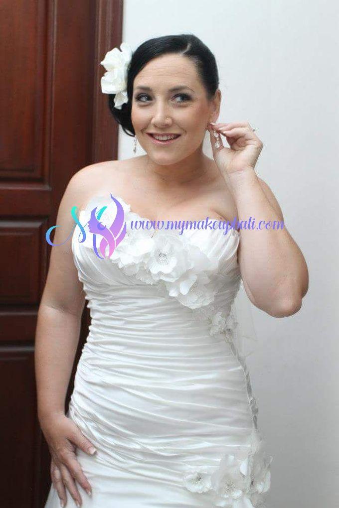 Nicole Wedding by Yenny Makeup Artist - 001