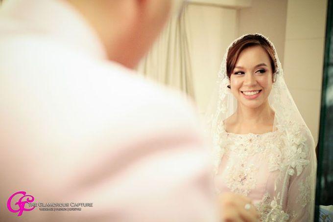 Wedding Reception of Rina & Faizal by The Glamorous Capture - 004