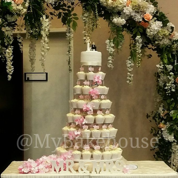 Wedding Cakes by My Bakehouse - 006