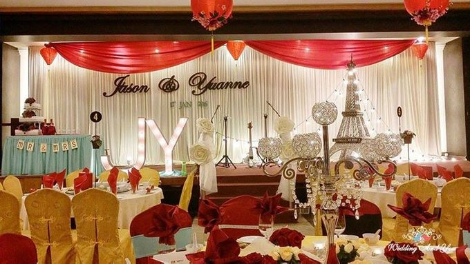 Oriental Wedding Decoration Theme by Wedding And You - 035