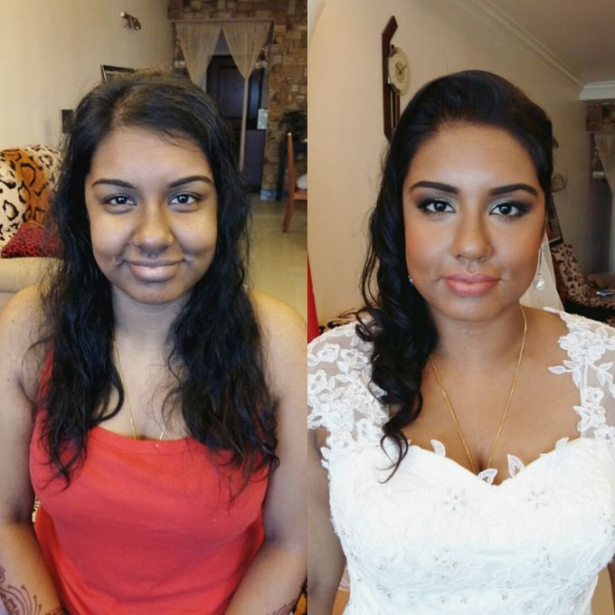Bridal Makeup & Hair by My Cherry Style - 017