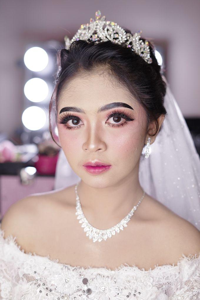 Hairdo Modern by iir bahari professional makeup and wedding - 015
