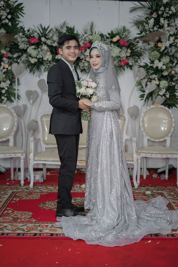 Momen Para Pengantin by iir bahari professional makeup and wedding - 014