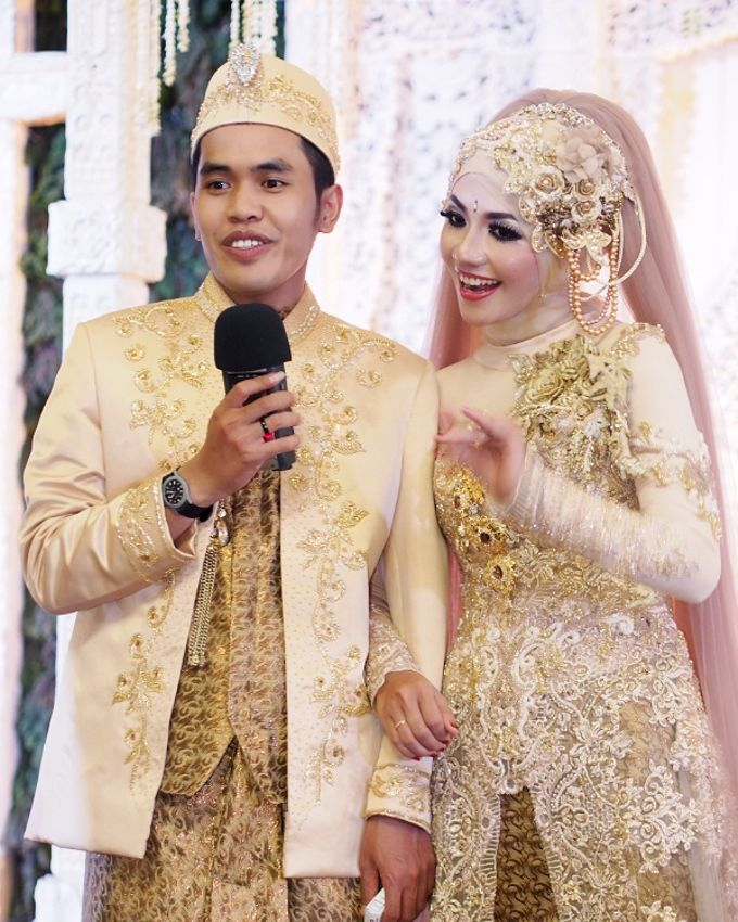 Wedding of Dhiana & Az by Amata Wedding - 004