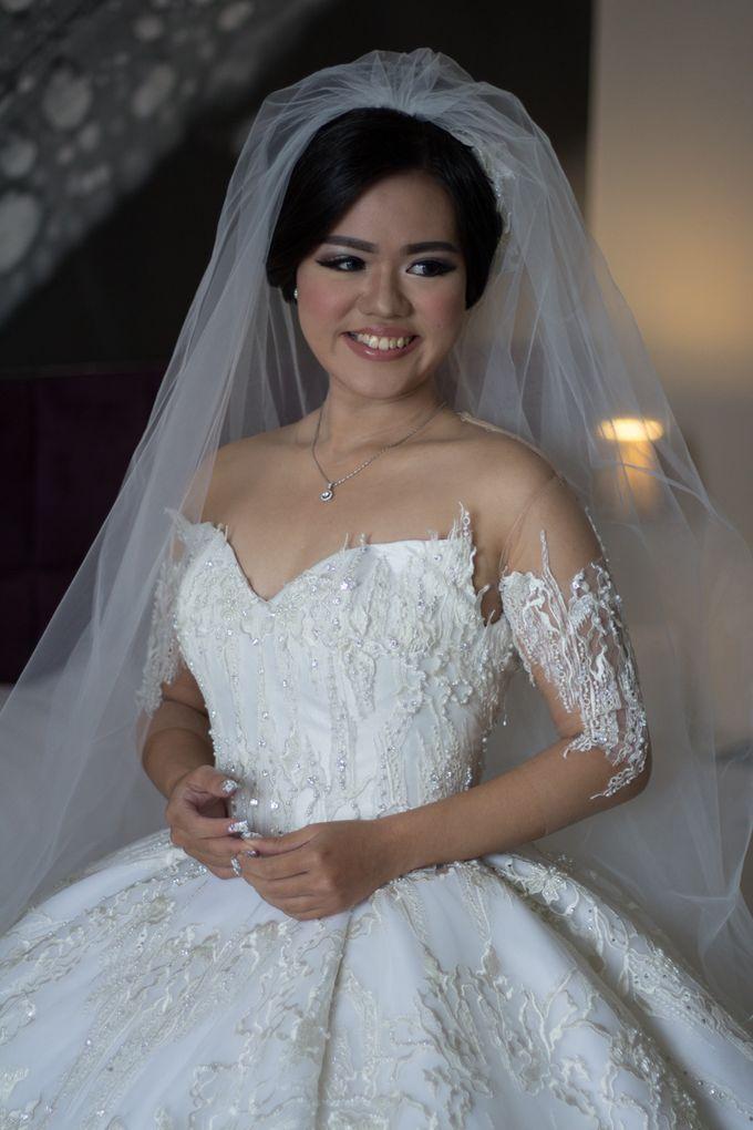 Wedding Andrianto & Melisa by Red Hat Organizer - 029