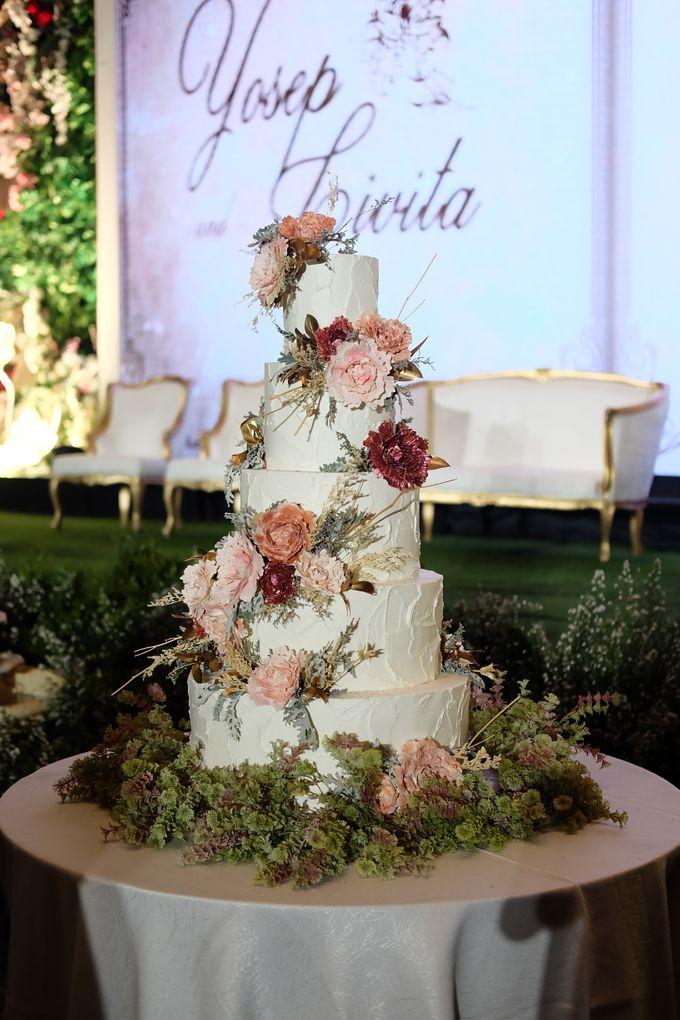 The Wedding of Yosep & Livita by KAIA Cakes & Co. - 008