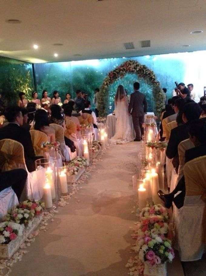 Events And Weddings by Bythian Florist - 010