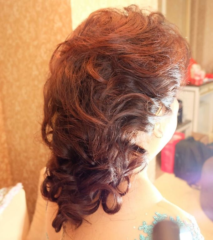 Hairdo Mom Bride by Makeup And Hairdo By iis - 021