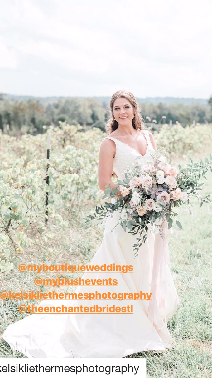 Weddings by My Blush Events - 016