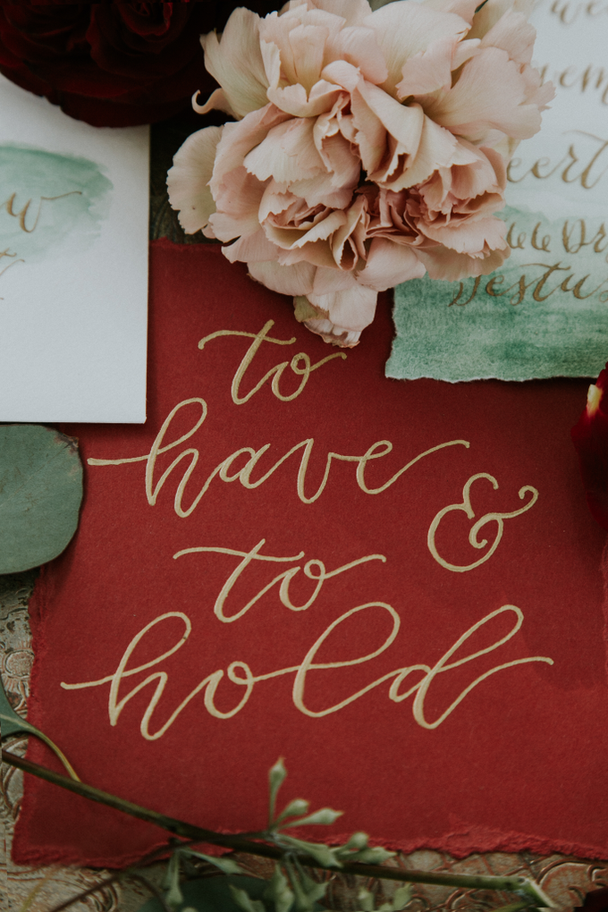 Midwest November wedding by My Blush Events - 003