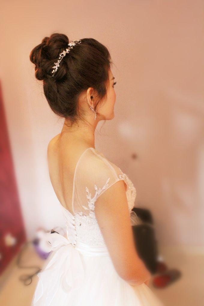 ALLY CHOONG BRIDAL MAKE UP & HAIR STYLING by Ally Choong . Make Over - 008
