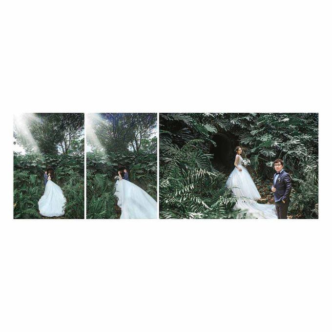 Pre-wedding for Yvette by @ME WEDDING STUDIO - 002