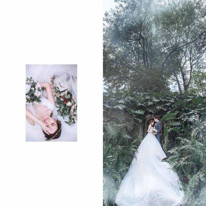 Pre-wedding for Yvette by @ME WEDDING STUDIO - 003