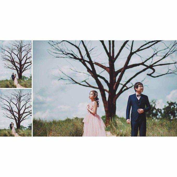 Pre-wedding for Yvette by @ME WEDDING STUDIO - 004