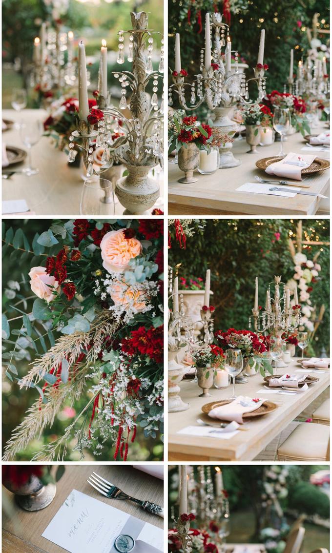Wedding flower decor  by mydubaiweddingplanner.com - 002