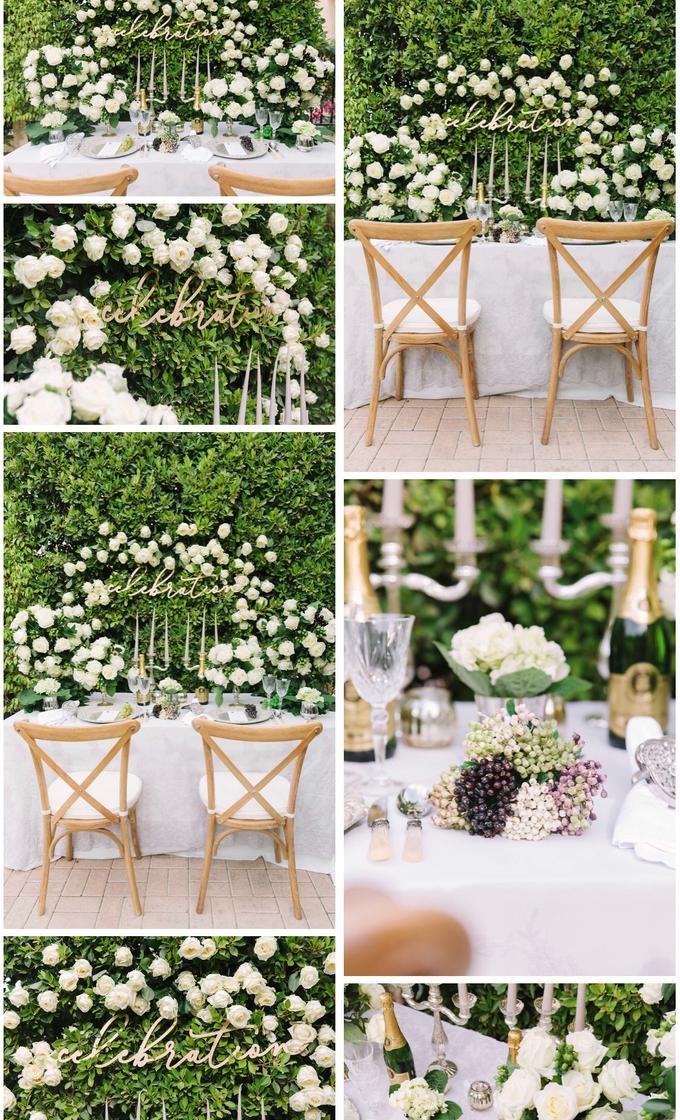 Wedding flower decor  by mydubaiweddingplanner.com - 005