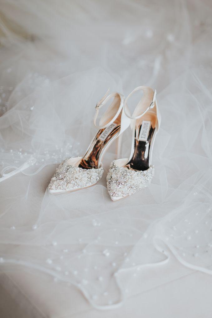 Michael & Yessica Wedding by Love Bali Weddings - 001