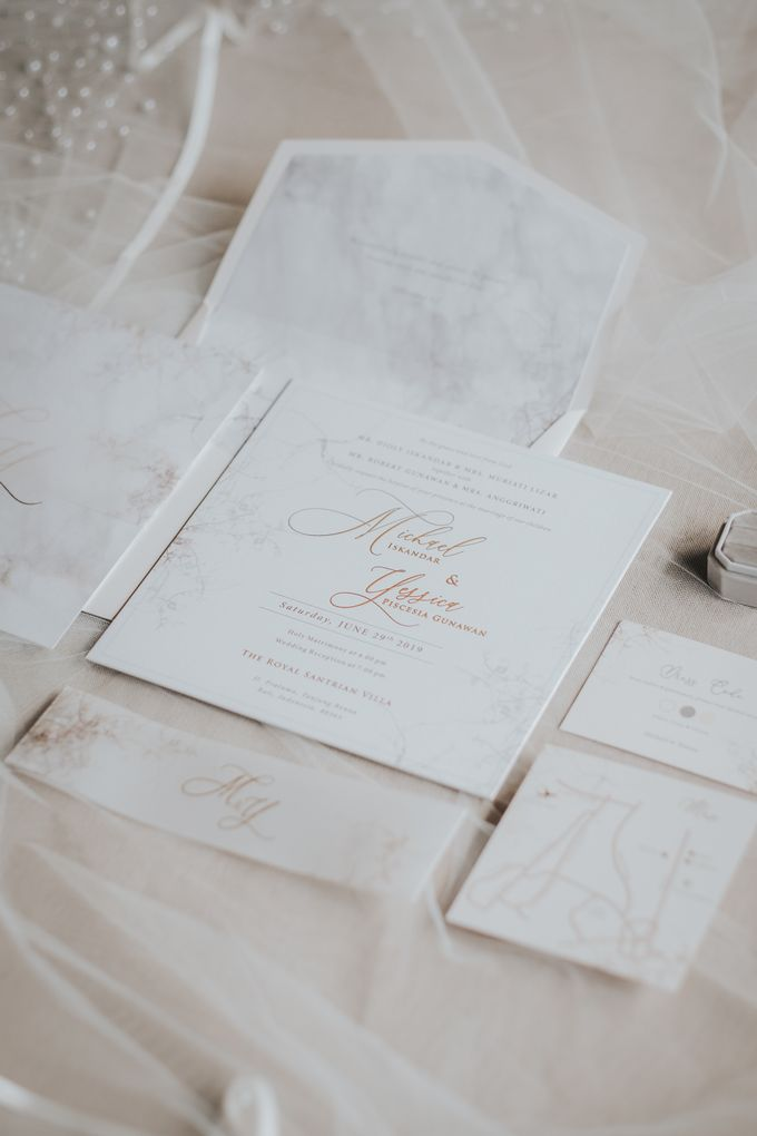 Michael & Yessica Wedding by Love Bali Weddings - 002
