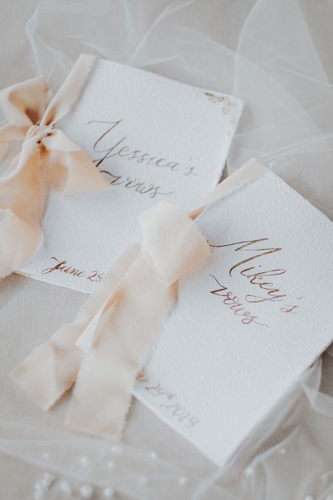 Michael & Yessica Wedding by Love Bali Weddings - 004