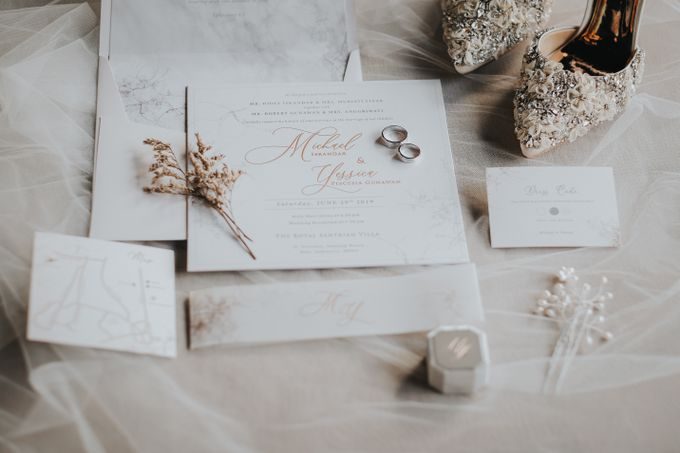 Michael & Yessica Wedding by Love Bali Weddings - 005