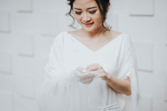 Michael & Yessica Wedding by Love Bali Weddings - 003