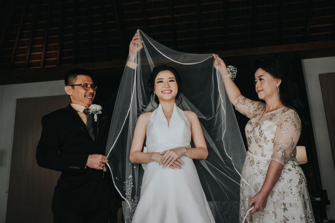 Michael & Yessica Wedding by Love Bali Weddings - 016