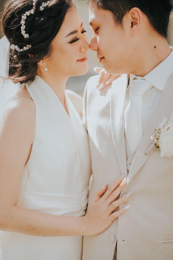 Michael & Yessica Wedding by Love Bali Weddings - 008