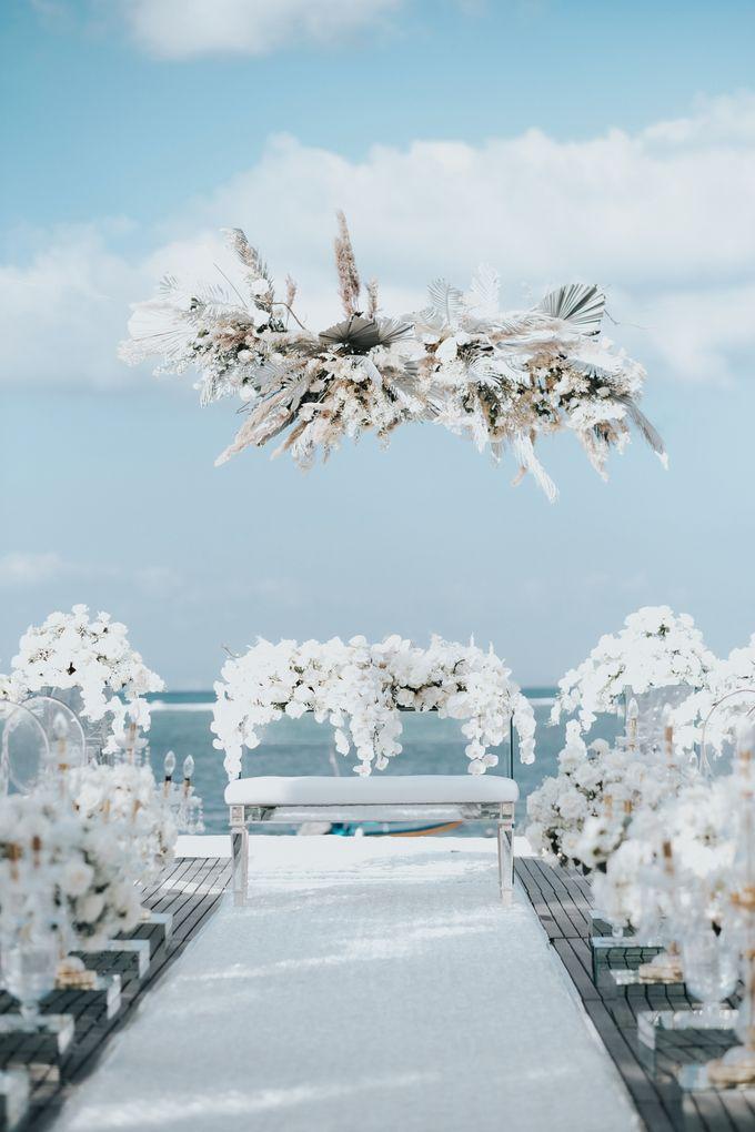 Michael & Yessica Wedding by Love Bali Weddings - 015