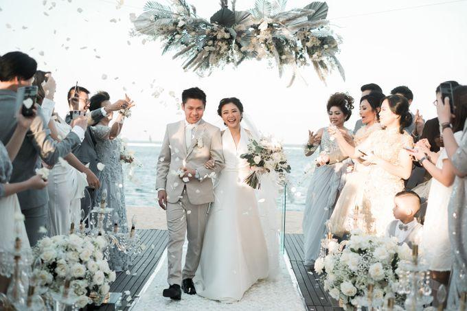 Michael & Yessica Wedding by Love Bali Weddings - 033