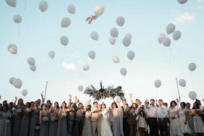 Michael & Yessica Wedding by Love Bali Weddings - 018