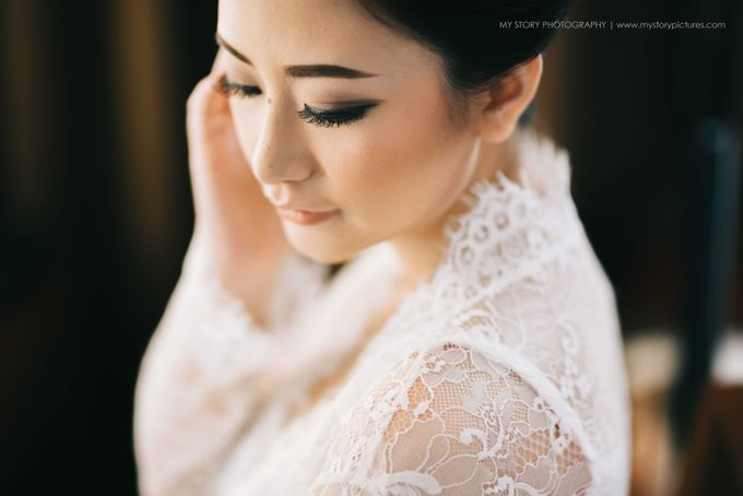 Wedding - Andry Monic by My Story Photography & Video - 001