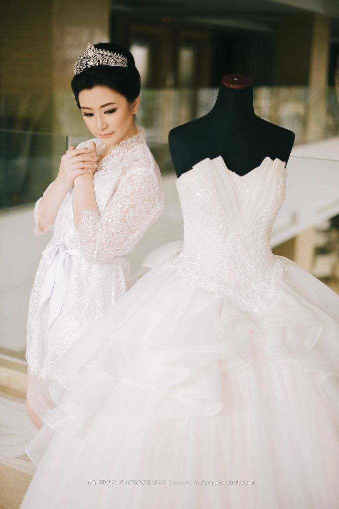 Wedding - Andry Monic by My Story Photography & Video - 002